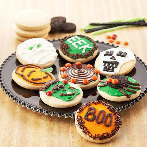 Cake Decorating Ideas For Halloween