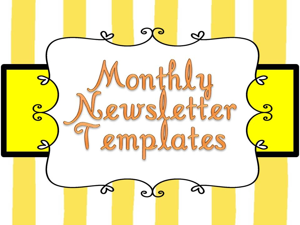 cute-newsletter-templates-for-teachers-717 Newsletter Templates For Beginners on free office, microsoft publisher, classroom weekly, fun company, free printable monthly, microsoft word,