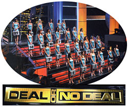 Deal or No Deal - Free Online Game at iWin.com