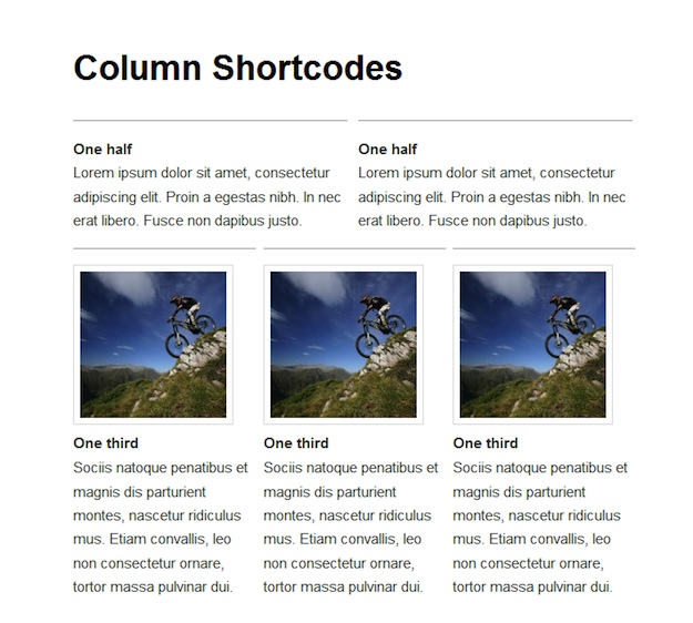 how to create two columns in word