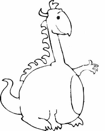 how to draw a custom dragon easy