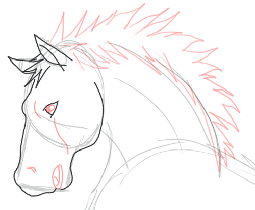 How To Draw A Horse St...