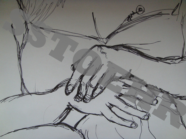 how to draw anime hands and feet step by step