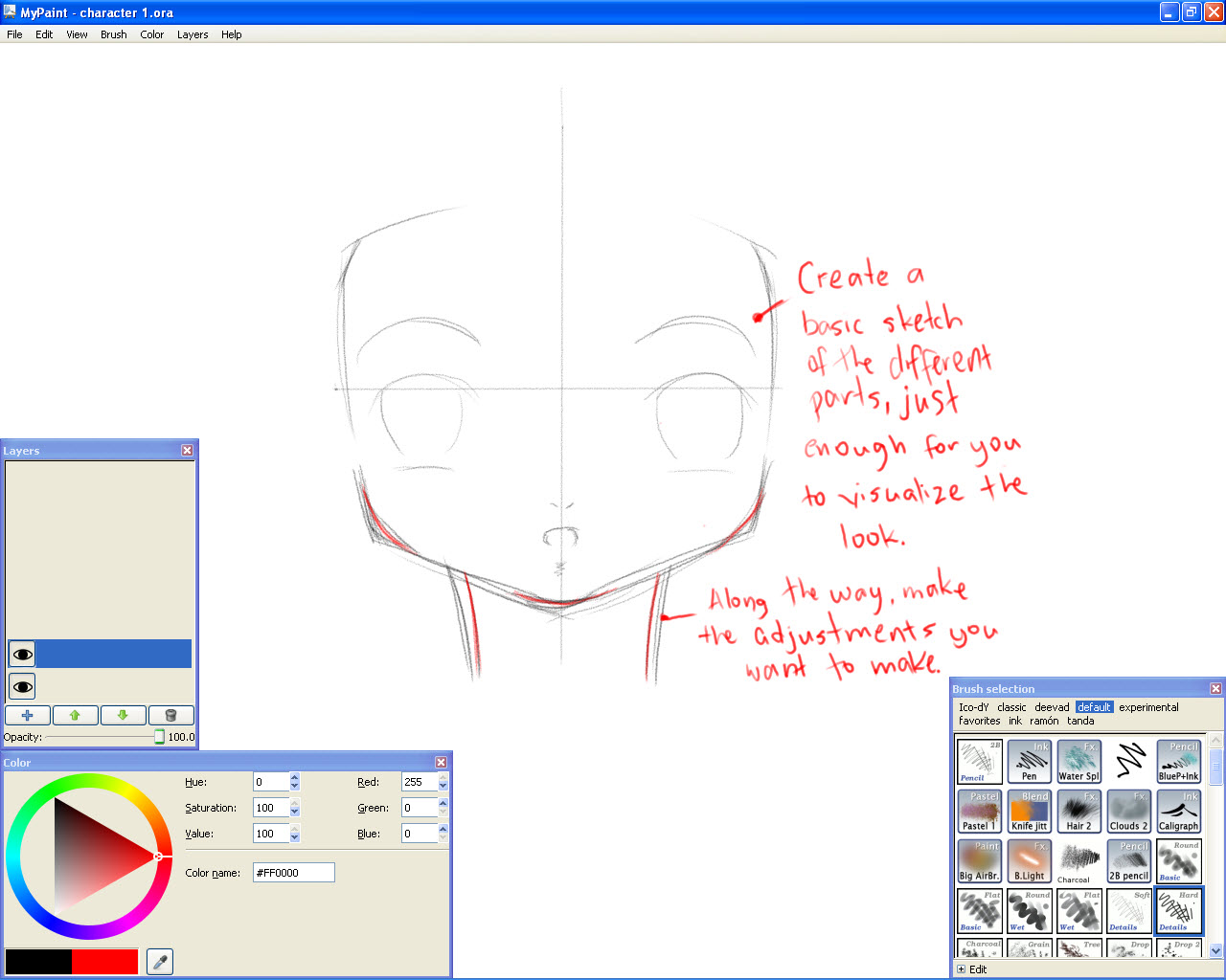 How To Draw Anime Hands Holding Something Howtodrawmangafeettutorials1