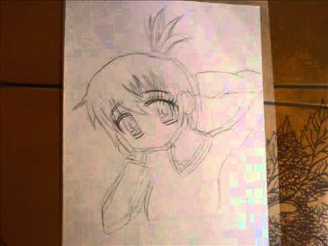 how to draw anime step by step instructions