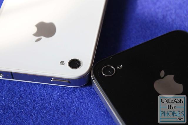 Iphone 4s White Vs Black Camera