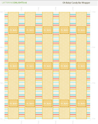 Mini candy bar wrappers template for Free mini candy bar wrapper template