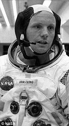 Neil Armstrong Newspaper Article 2012