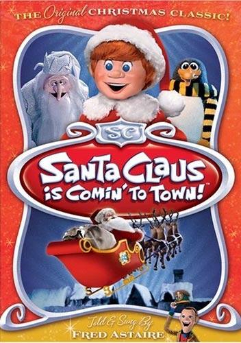 Santa Claus Is Coming To Town Lyrics For Kids