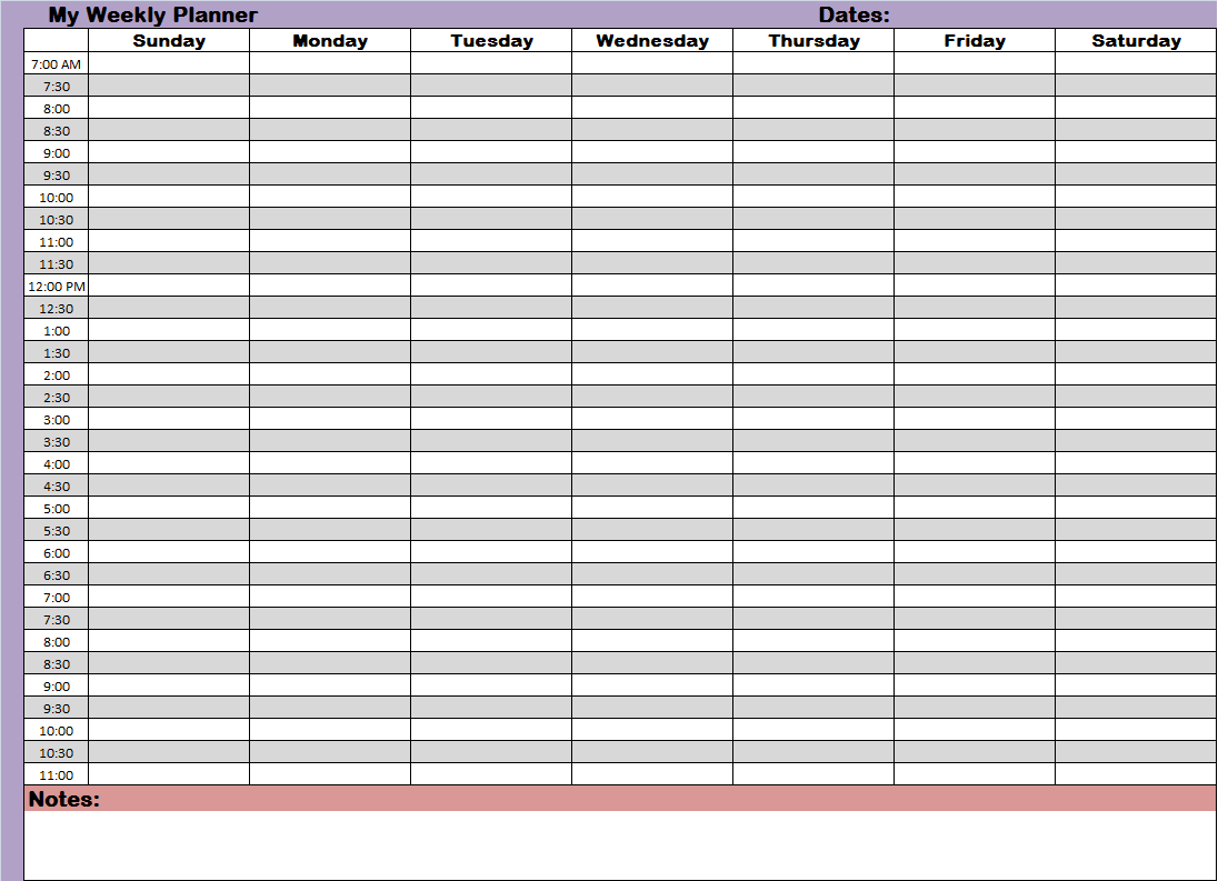 Amazoncom  Daily Planner 2019 Calendar Schedule